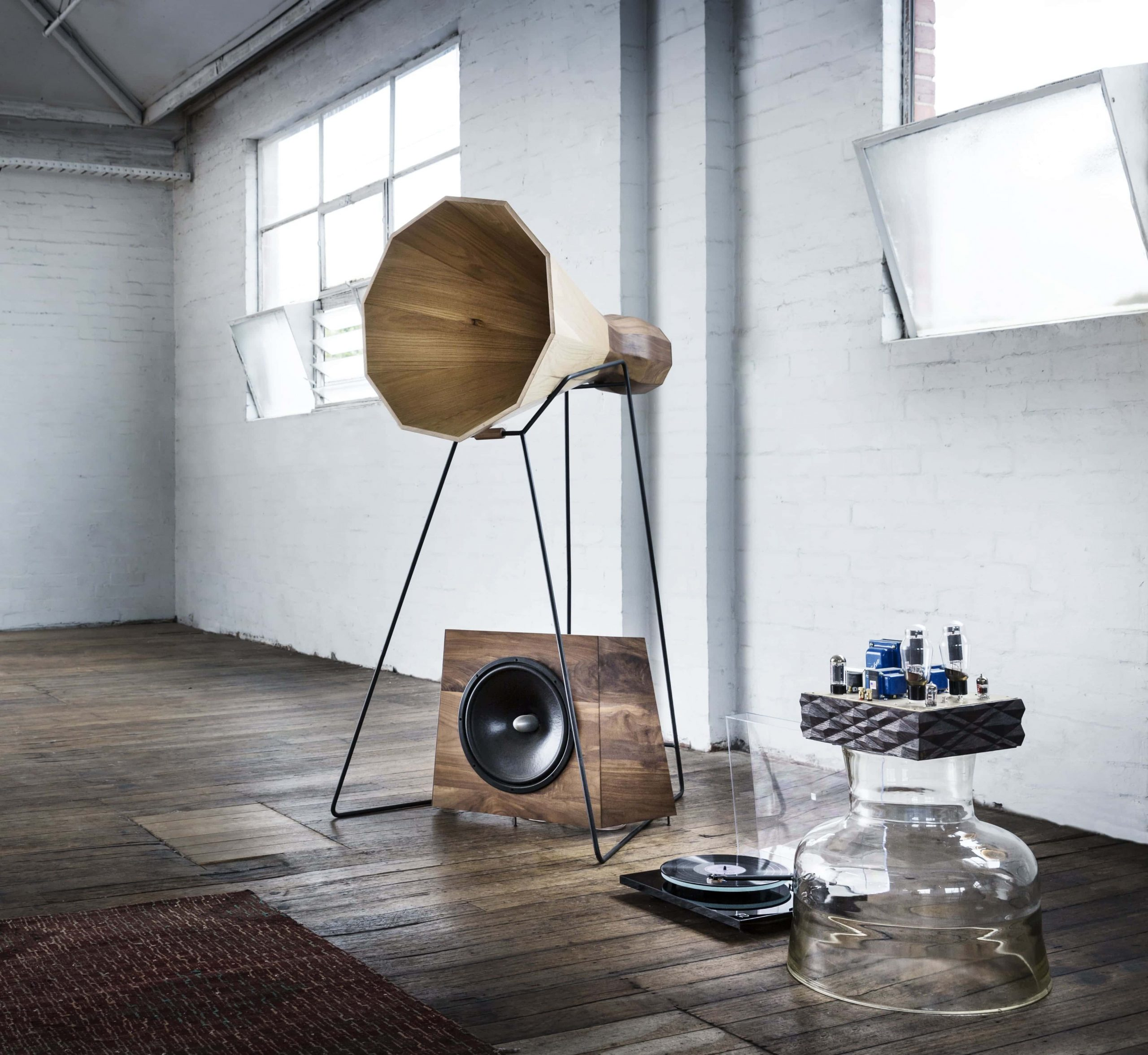 SOUND SYSTEM ONE - Custom lighting melbourne